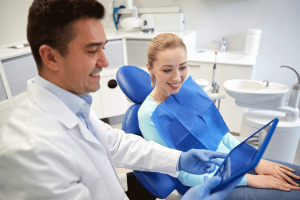 dentist and dental patient root canalWorcester Dentist, What to expect on your Worcester, Uxbridge, Taunton Dentist Visit.