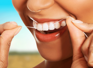 Our Worcester MA Dentists recommend Flossing as an integral part of your dental health maintenance.