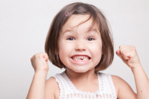 girl who lost tooth - tooth fairy traditions