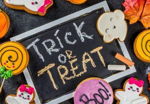 halloween   halloween treats   pediatric dental care